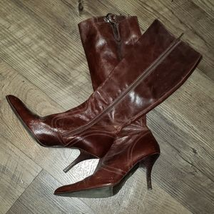 Davos Gomma Heeled Boots